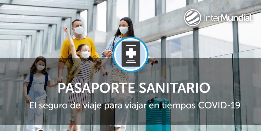Foto de Pasaporte Sanitario