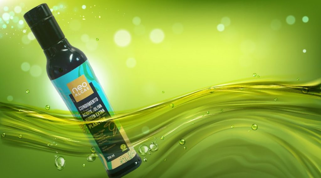 Foto de Aceite con plancton Neoalgae