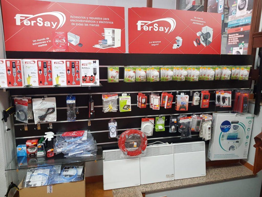 Foto de Fersay inaugura dos nuevos corners en Electrodomésticos