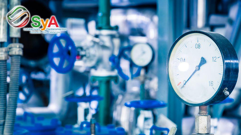 Foto de Instalación de gas propano en poblaciones